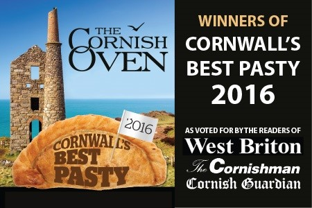 Cornwall's Best Pasty 2016